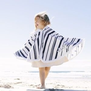 The Beach People Children Petite Poncho Swim Cover